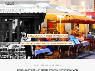 Discoverstrategy.pl