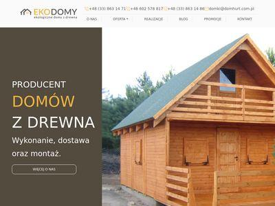 Domyzdrewna-ekodomy.pl z belki
