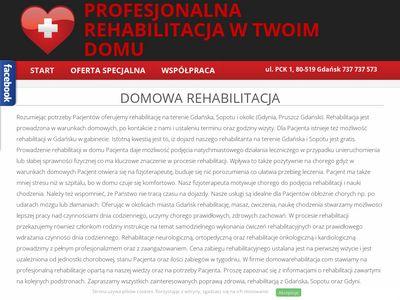 Domowarehabilitacja.com Gdańsk NFZ