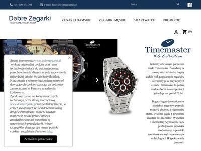 Dobrezegarki.pl sklep z zegarkami
