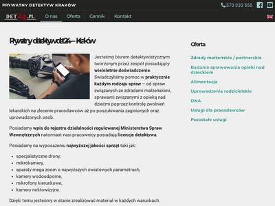 Det24.pl prywatny detektyw