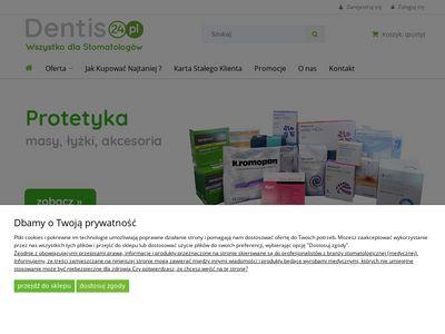 Dentis24.pl - sklep dentystyczny
