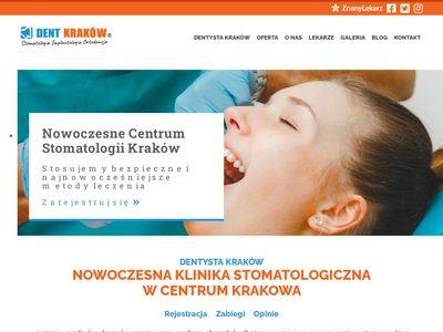 Dent-krakow.pl ortodonta