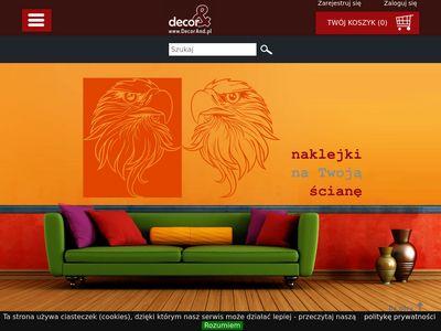 Decorand.pl - naklejki ścienne
