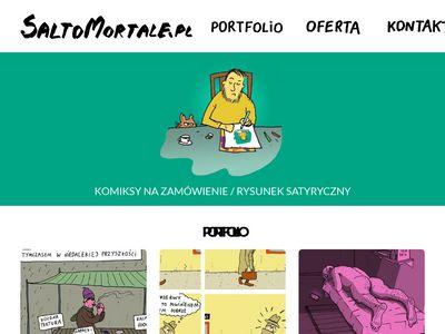 Dziwnekomiksy.pl blog dla przedsiębiorców