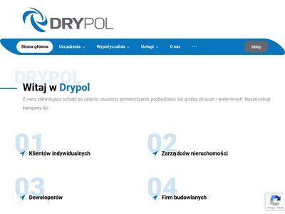 Drytech.pl - osuszacze domowe