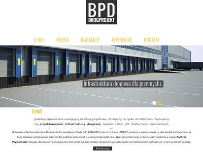 Drogprojekt.com biuro projektowe