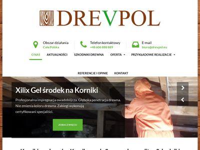 Drevpol.eu fumigacja cennik
