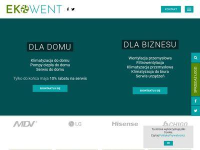 Ekowent Sp. z o.o. produkcja i montaż