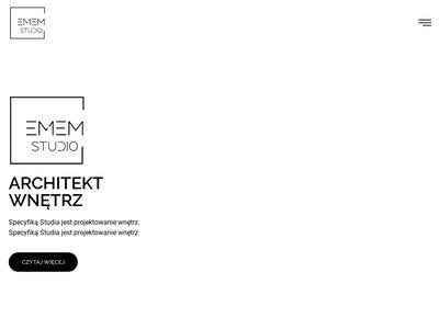 Emem Studio - projektowanie wnętrz