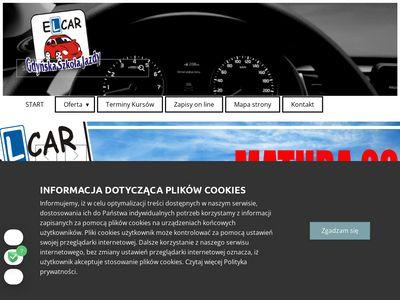 Elcar - Gdyńska szkoła jazdy