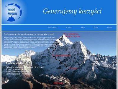 Everest Księgowy biuro rachunkowe