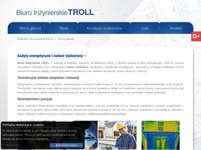 Troll audyt energetyczny