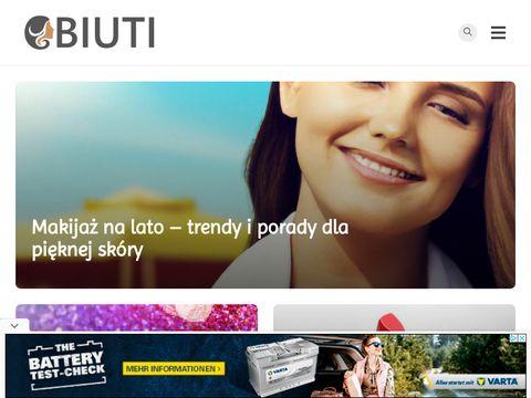 Biuti.pl - mobilny fryzjer