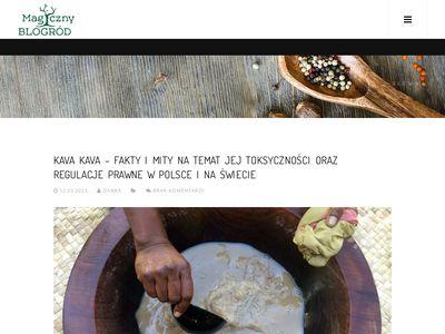 Blog.magicznyogrod.pl