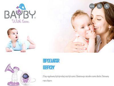 Bayby.pl - serwis ogłoszeniowy