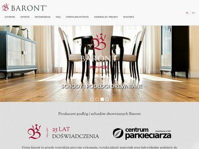 Baront.pl schody wewnętrzne