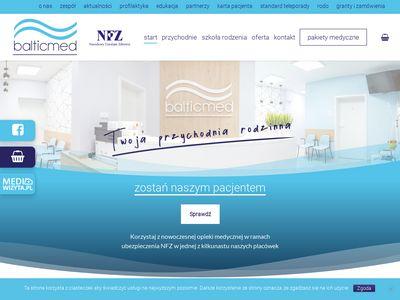 Balticmed.pl - lekarz rodzinny