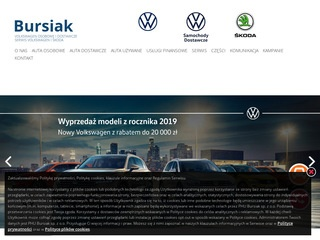 Bursiak.pl - nowe samochody volkswagen