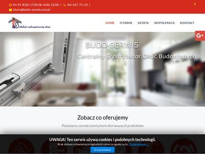 Budo-Serwis klamki Piotrków Trybunalski