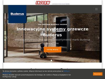 Buderus-inserw.pl sklep on-line