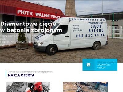 Cieciebetonu.com.pl Walentyński