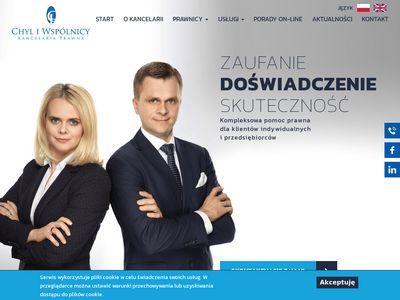 Chyl.pl - kancelaria