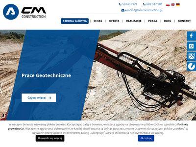 CM Construction Szczecin