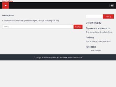 ComfortClass - prywatny przewoźnik