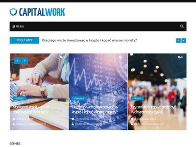 Capital Work - dofinansowania pfron