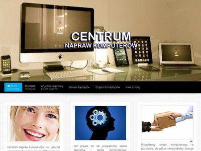 Centrumnaprawkomputerow.pl w Warszawie