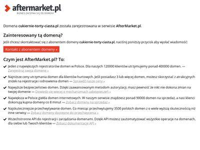 Cukiernie-torty-ciasta.pl urodzinowe