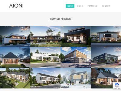 Aioni - nowoczesne projekty wnętrz
