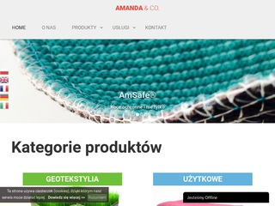 Amanda.net.pl mata podsiąkowa