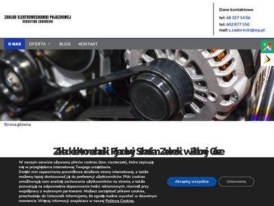 Alternator24.pl Sebastian Zadorecki naprawa