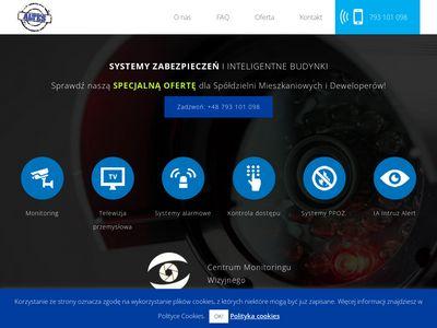 Altes.pl - monitoring oraz alarmy