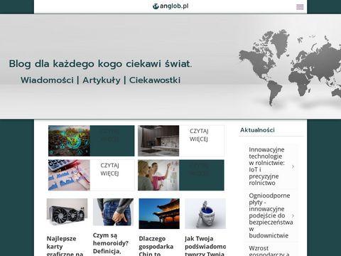 Anglob.pl - gry planszowe dla dzieci