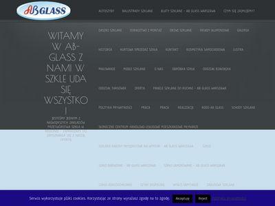 Kabiny prysznicowe Warszawa - AbGlass