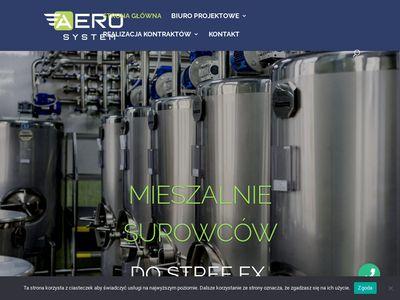 Aero System instalacje przemysłowe