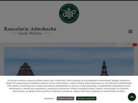 Adwokatmotyka.szczecin.pl kancelarie