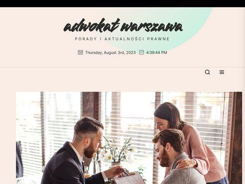 Adwokat-nadwodny.pl - porady prawne