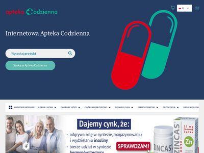 Apteka Codzienna suplementy diety