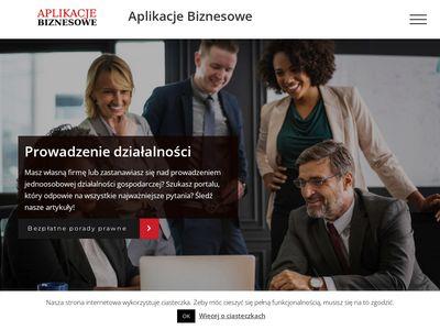 Aplikacjebiznesowe.com analiza finansowa