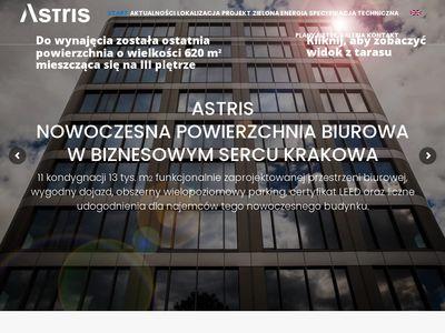 Astris.pl biurowiec rondo polsadu