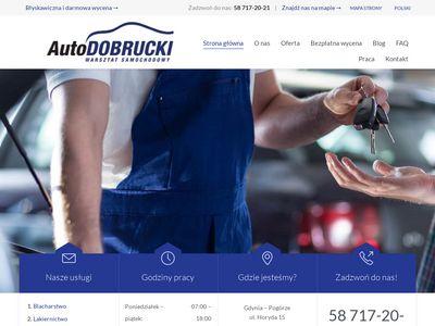 Autodobrucki.pl - powypadkowe