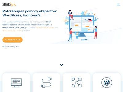 360px.pl specjalista wordpress